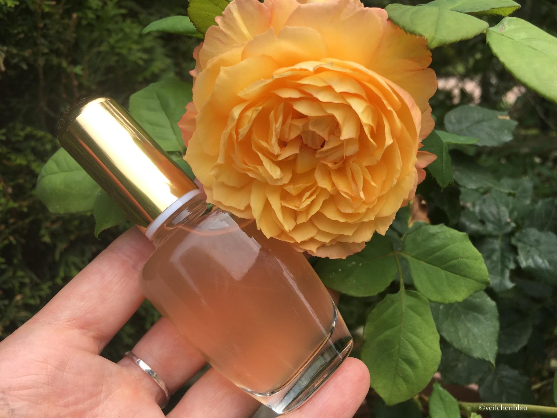 Grüne Kosmetik | Rosen-Deo